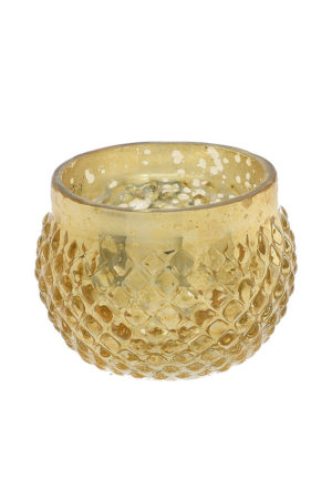 Beaded votive - Decor Rental - Mlle Artsy
