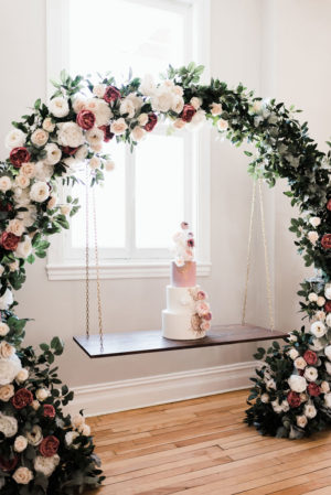 Circular Arch - Decor Rental - Mlle Artsy