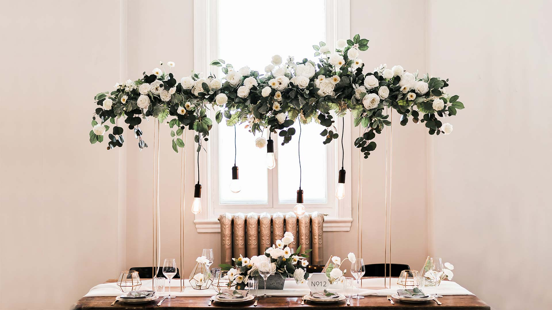 Mlle Artsy - Wedding decor and bouquet rental