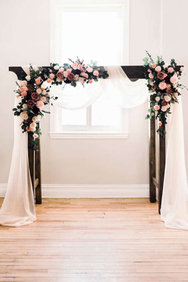 Wooden Arch - Decor Rental - Mlle Artsy