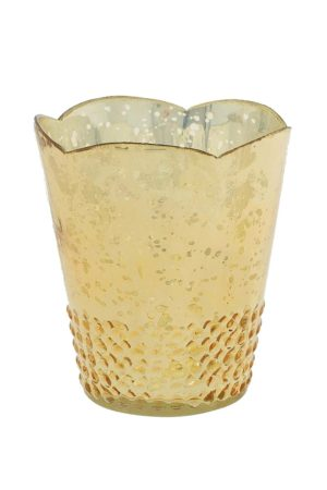 Beaded glass vase - Decor Rental - Mlle Artsy