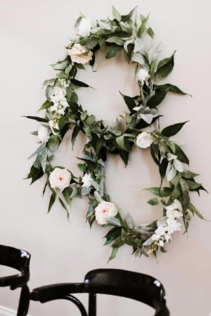 Floral Hoops - Decor Rental - Mlle Artsy