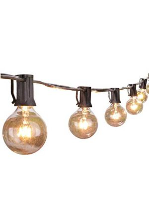 Bistro string light - Decor Rental - Mlle Artsy