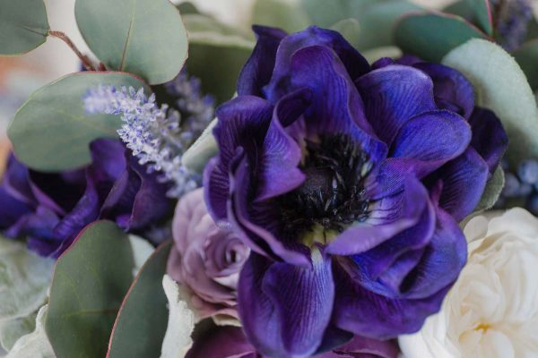 Bridesmaid bouquet - Lavender - Mlle Artsy