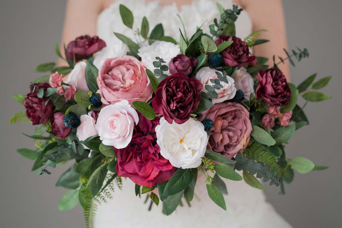 Rosa - Bouquet Rental - Mlle Artsy